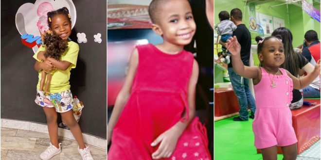 Who is the more pretty among Davido's 3 daughters? (Photos) 1