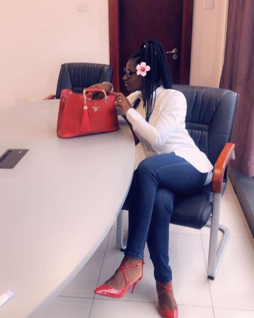 20 pictures of Martha Ankomah that shows decent dressing can also make you look pretty (photos) 15