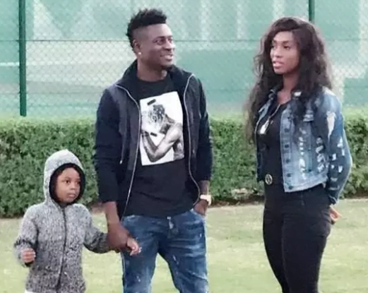 Meet Abigail Barwuah, Mario Balotelli's older sister who has three kids with Super Eagles striker 3