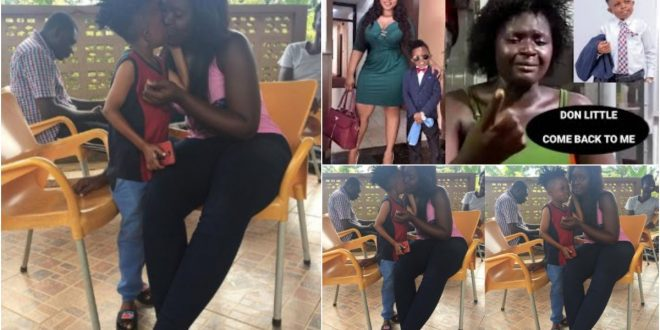 'I regret accepting Don Little's proposal, He is Breaking my heart' – Gifty Owusu 1