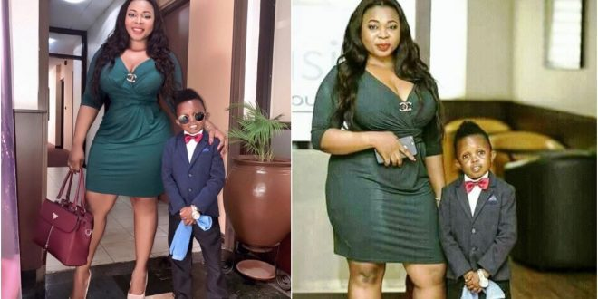 Meet actor Don Little's alleged new girlfriend with the big backside 1