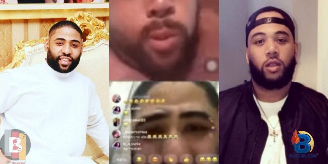 Sad Video of Duncan-Williams' Son Joel Begging His Brother To Stop Playing the Fool on Social Media Pops Up 1