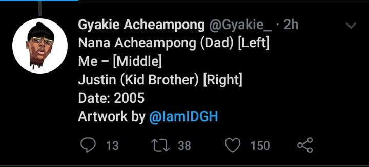 see pictures of Gyakie, daughter of Highlife Legend Nana Acheampong (photos) 3