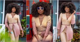 """My beauty is on my vaG!na""- Singer Efya says. 15"