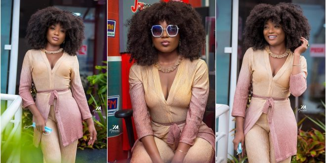 """My beauty is on my vaG!na""- Singer Efya says. 1"