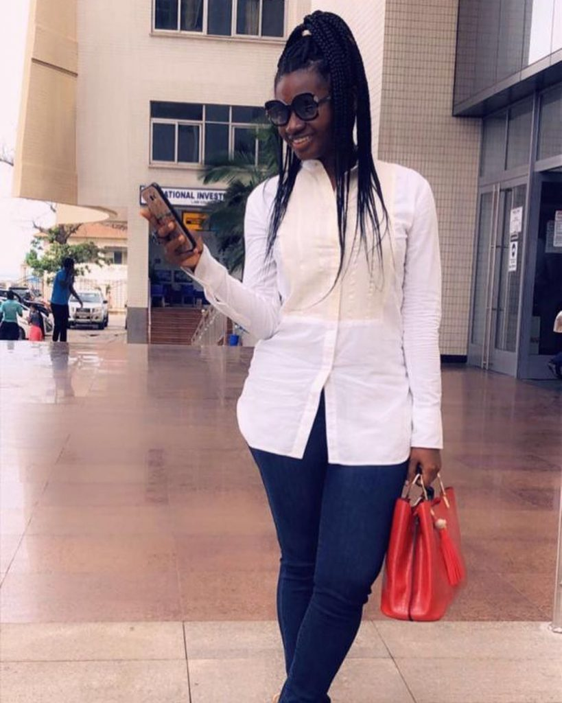 20 pictures of Martha Ankomah that shows decent dressing can also make you look pretty (photos) 17