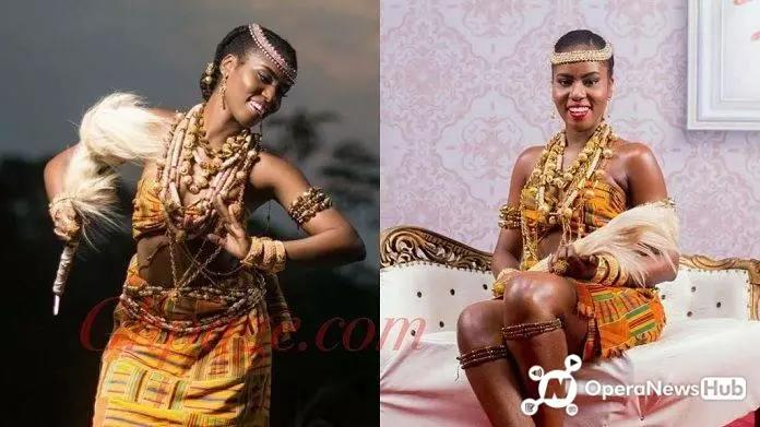 Pictures of Mzvee, Gifty and Zenator that shows EWE girls are very Pretty (photos) 6