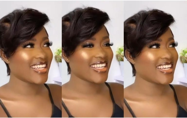 Fella Makafui amaze fans with her new looks in latest video 2