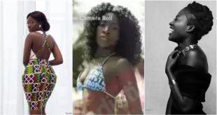Fella Makafui Trolls Herself Over This Her Throwback ridiculous Photo From 2015 15