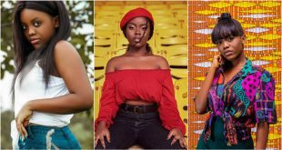 see pictures of Gyakie, daughter of Highlife Legend Nana Acheampong (photos) 41