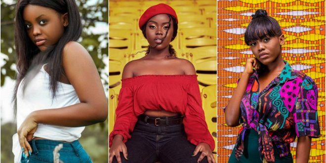 see pictures of Gyakie, daughter of Highlife Legend Nana Acheampong (photos) 1