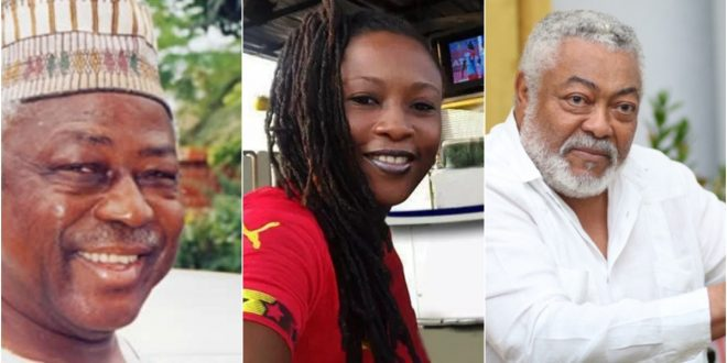 Ghanaians Have Forgotten My Father - Daughter of Late Prez Hilla Limann Cries Out (Video) 1