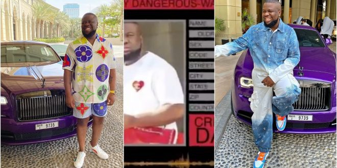 Dubai Police release video of how they tracked and arrested Hushpuppi whiles he was sleeping (video) 1