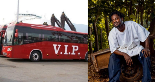 The weirdest place I had sex with my girlfriend was inside a VIP Bus – Fameye 2