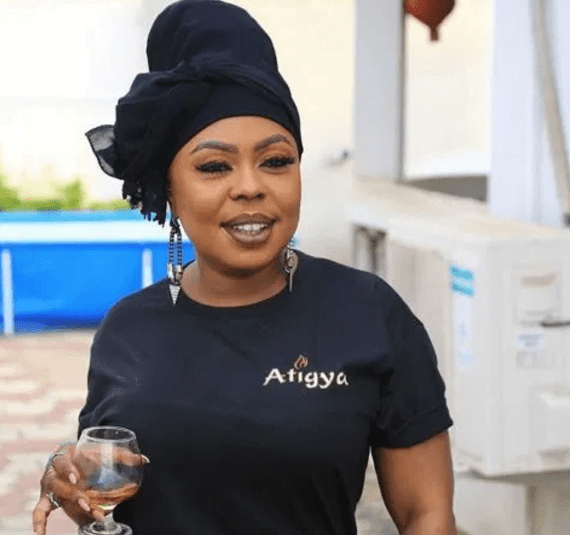 I was famous but seriously broke- Afia Schwarzenegger reveals as she advises the youth 2