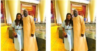 Jackie Appiah Accused of dating Liberian president Oppong weah 32