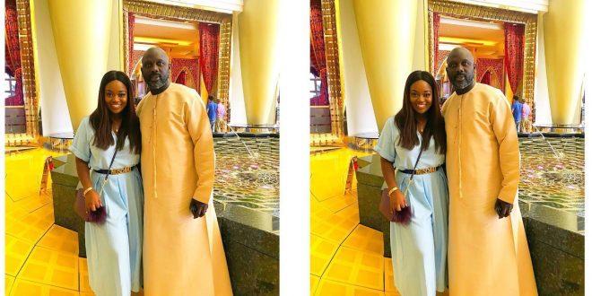 Jackie Appiah Accused of dating Liberian president Oppong weah 1