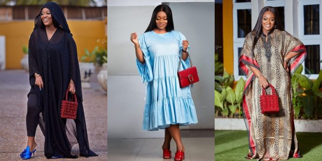 10 Times Jackie Appiah Proves Going naked on social media Doesn't Define Beauty - Photos 1