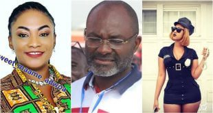 Meet all the baby mamas of Kennedy Agyapong as he has revealed 1