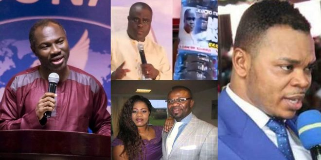 Check out the list of pastors who have called Kennedy Agyapong to stop his exposé 1