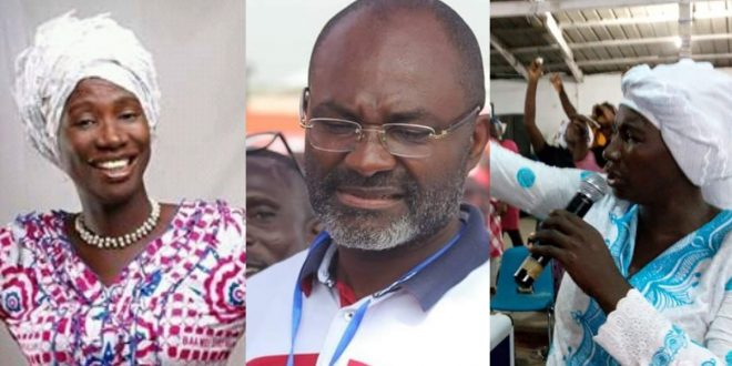 Cecilia Marfo Finally Replies Kennedy Agyapong Over Claims That She Spits In People's Mouth In The Name Of Healing Them 1