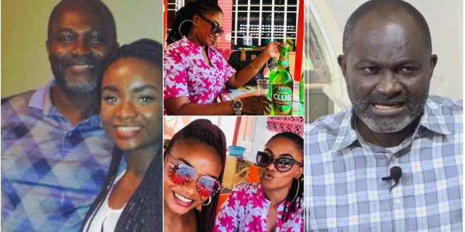"""""""Kennedy Agyapong forced me to sleep with him and his friend""""- Baby Mama reveals. 1"""