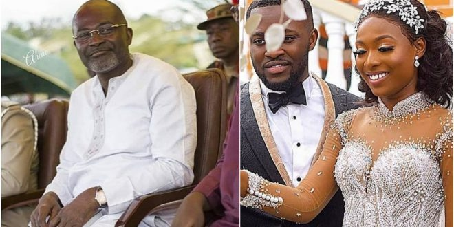 Kennedy Agyapong speaks on Despite and his display of wealth on his son's wedding 1