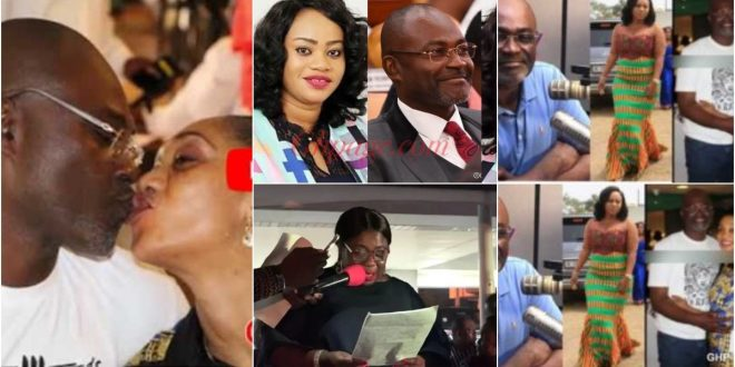Kennedy Agyapong list all the names of the women he had chopped (video) 1