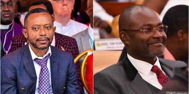 Rev Owusu Bempah is behind Kennedy Agyapong fighting other pastors in Ghana. 1