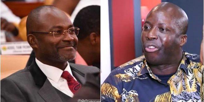 """""""Kennedy Agyapong should also expose some of the corrupt English speaking pastors""""- Kumchacha 1"""