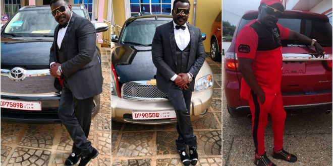 Photos of Koo Fori's house and luxury cars pop up on his 51st birthday 1