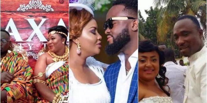 5 Kumawood Actresses And Their Husbands 1