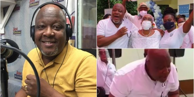 Exclusive video from Kwame Sefa Kayi's 50th birthday pops up online 1