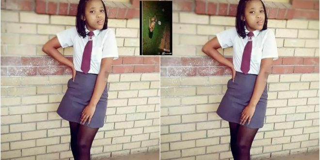 Body Of 17-year-old Girl Who Was Raped And Murdered Found - Photos 1