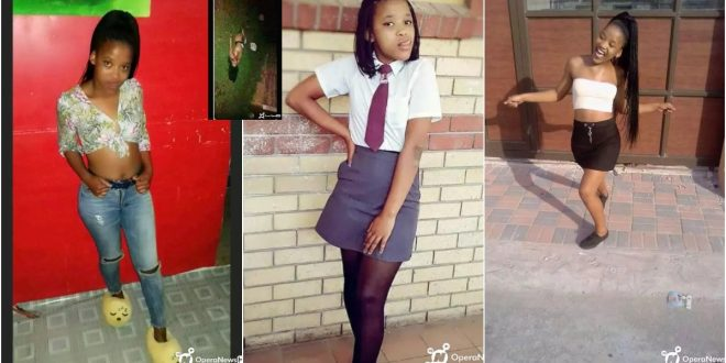 More Photos Of The 17-year-old Girl Who Was Raped And Murdered Surfaces 1