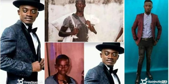 Before and after pictures of Kwaku Manu and Lil win (photos) 1
