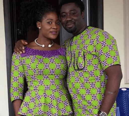 Check Out These Loved-Up Photos Of Mercy Johnson And Her Husband In Matching Outfits 6