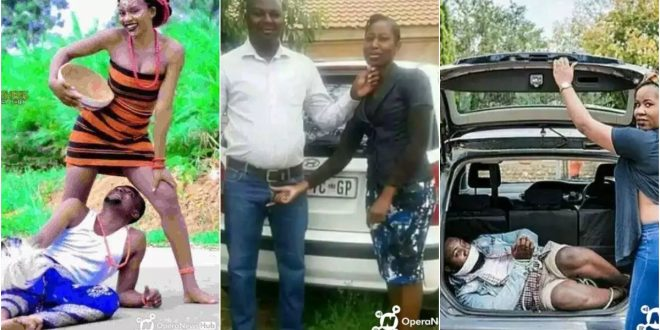 check out the Pre-wedding Photos that has got people talking 1