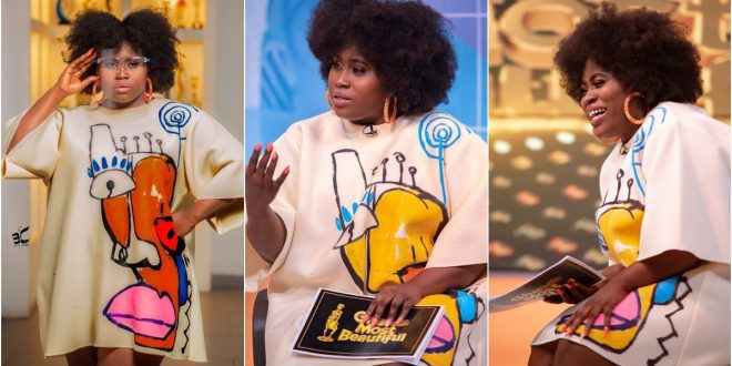 Frustrated people insult you because your life is better than theirs - Lydia Forson jabs critics (Audio) 1