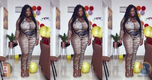 Maame Serwaa gains attention with her recent loss in weight - picture 24