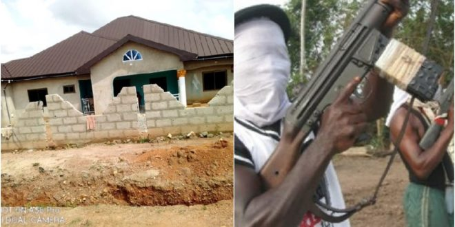 Armed Robbers Kills Pastor's Pregnant Wife And Stabs their 3-year-old Daughter - Photos 1