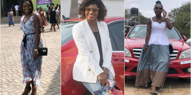 20 pictures of Martha Ankomah that shows decent dressing can also make you look pretty  (photos) 1