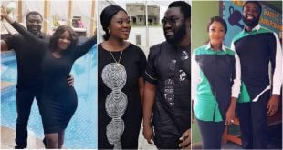 """ you not normal if you leave your husband because of cheating""- Mercy Johnson 14"