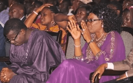 5. Mrs. Joy Otabil, wife of Dr. Mensa Otabil. buzzgh.com