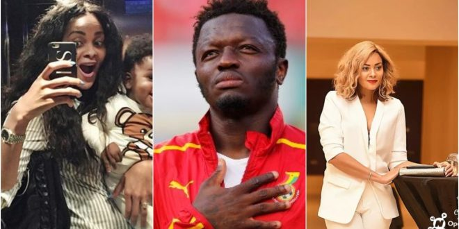 Sulley Muntari Says a world without women Will Be A Mess 1
