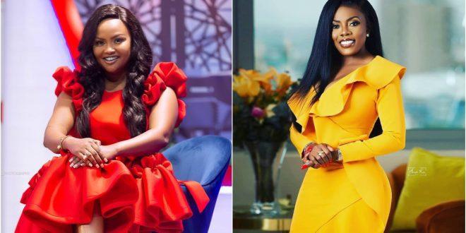You deserve more – Nana Ama McBrown says to Nana Aba Anamoah as she marks her birthday 1
