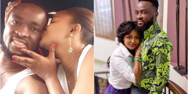 Nana Ama McBrown And Hubby Serves Us Their Passion In These Photos 1