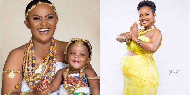 My Womb Was Washed Six Times Because Of My Urge To A Child- Nana Ama Mcbrown 1