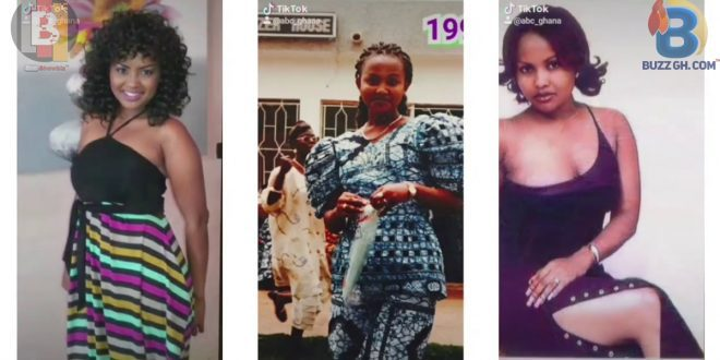 'beautiful since the 90's' – Check Out These Amazing Photos Of Nana Ama Mcbrown Since 1996 1