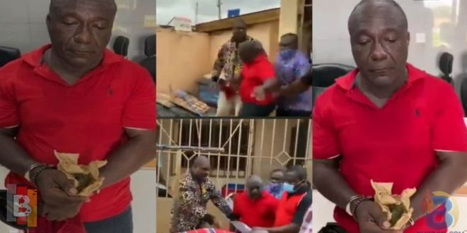 Apostle Kwabena Owusu Agyei For The First Time Speaks After His Arrest Possessing Weed - Video 1
